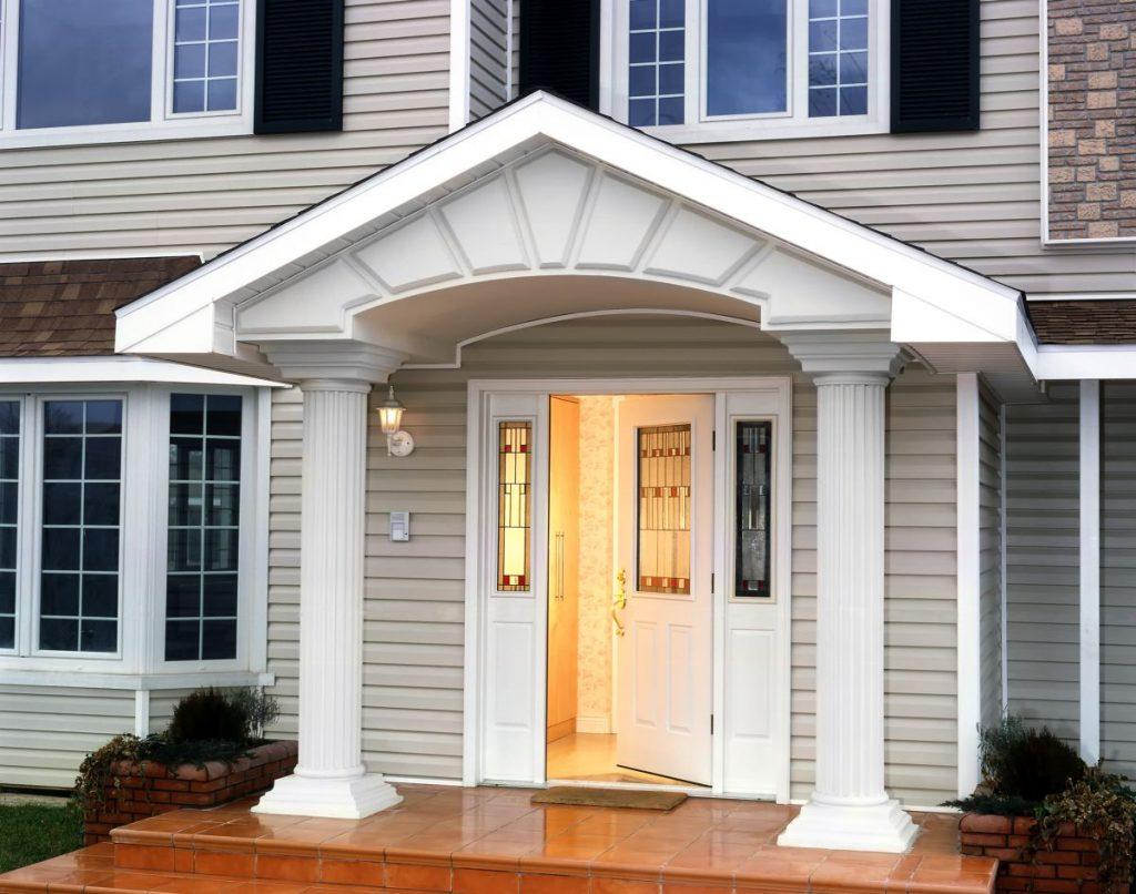Jak oświetlić wejście do domu