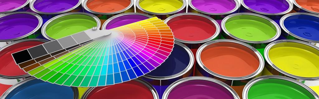 Farby do ścian kolory